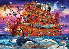 Art Puzzle 260 XL - Noah's Ark