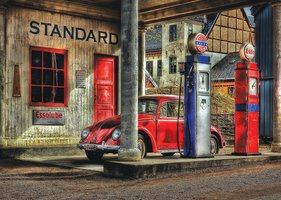 Art Puzzle 260 XL - Fueling Station