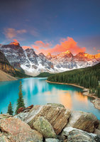 Educa 1000 - Lake Moraine - Banff National Park Canada (Outlet)