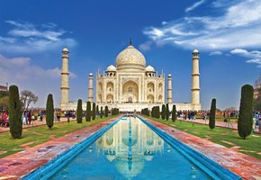 World's Smallest - Taj Mahal