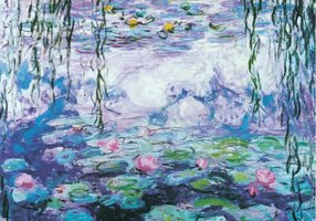Eurographics 1000 - Monet: Water Lilies