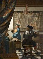 Piatnik 1000 - Johannes Vermeer: The Art of Painting