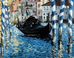Eurographics 1000 - Edouard Manet: The Grand Canal of Venice