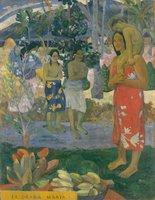 Eurographics 1000 - Paul Gauguin: La Orana Maria