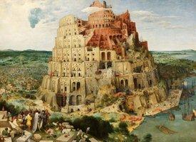 Eurographics 1000 - Pieter Bruegel: The Tower of Babel