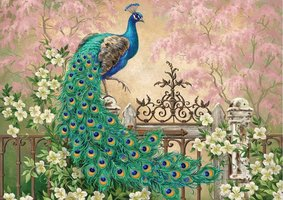 Art Puzzle 260 XL - Peacock