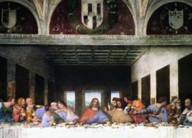 Eurographics 1000 - Leonardo da Vinci: The Last Supper