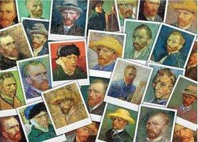 Eurographics 1000 - Vincent van Gogh: Selfies