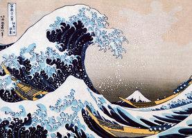 Eurographics 1000 - Hokusai: Great Wave off Kanagawa