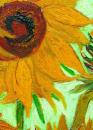 Eurographics 1000 - Van Gogh: Twelve Sunflowers ( Detail)