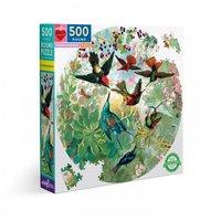 eeBoo 500 (XL) - Hummingbirds