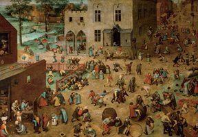 Piatnik 1000 - Pieter Bruegel: Children´s Games