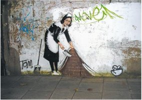 Piatnik 1000 - Banksy: Maid