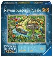 Ravensburger Escape Puzzle Kids -  Jungle Expeditie