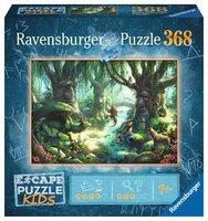 Ravensburger Escape Puzzle Kids -  Het Magische Woud