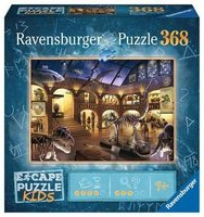 Ravensburger Escape Puzzle Kids - In Het Natuurhistorisch Museum