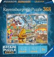 Ravensburger Escape Puzzle Kids - In Het Pretpark