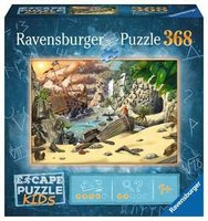Ravensburger Escape Puzzle Kids - Piratenavontuur