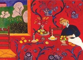 Eurographics 1000 - Henri Matisse: The Dessert Harmony In Red