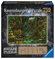 Ravensburger Escape Puzzle - De Tempel (Outlet)