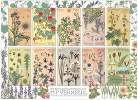 Cobble Hill 1000 - Botanicals by Verneuil