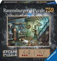 Ravensburger Escape Puzzle - Forbidden Basement