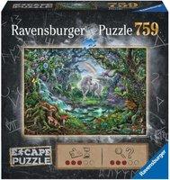 Ravensburger Escape Puzzle - Unicorn