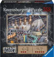 Ravensburger Escape Puzzle - Toy Factory