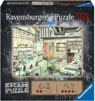 Ravensburger Escape Puzzle - Chemistry Lab