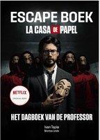 Escape Boek La Casa de Papel : Het Dagboek van de Professor