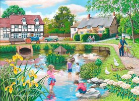 House of Puzzles 250 (XL) - Duck Pond