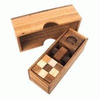 Box met 3 puzzels