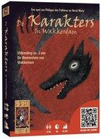 De Weerwolven van Wakkerdam: Karakters
