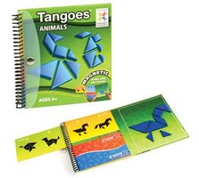 SmartGames: Travel - Tangoes Animals