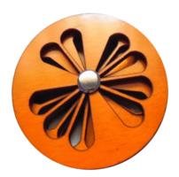 Blume Orange