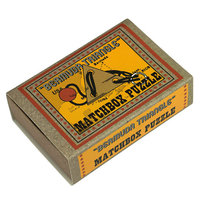Matchbox puzzle - Bermuda Triangle