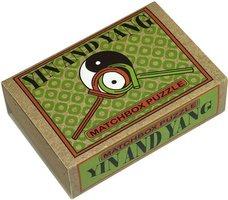 Matchbox puzzle - Yin and Yang