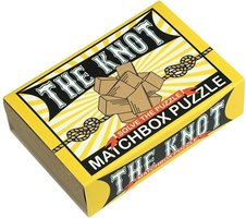 Matchbox puzzle - The Knot