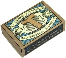 Matchbox puzzle - T-Time Puzzle