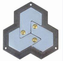 Huzzle Cast Hexagon