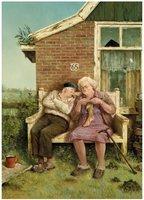 Marius van Dokkum 1000 - Liefde vergaat niet