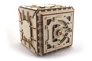Ugears - Kluis / Safe modelbouwpakket