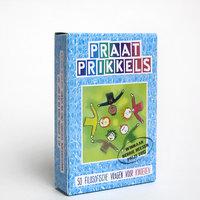 Praatprikkels - 50 filosofische vragen voor kinderen