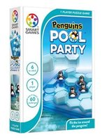 SmartGames: Penguins Pool Party