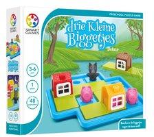 SmartGames: Drie Kleine Biggetjes de Luxe