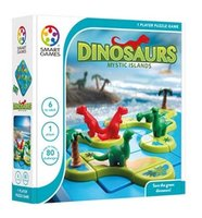 SmartGames: Dinosaurs - Mystic Islands