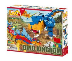 LaQ Dinosaur World Dino Kingdom