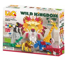 LaQ Animal World Wild Kingdom