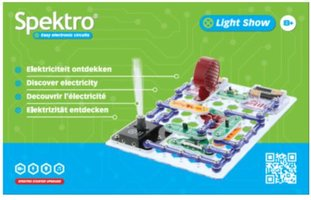 Spektro - Light Show uitbreiding op Spektro Starter