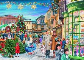Gibsons 4 x 500 - Magic of Christmas